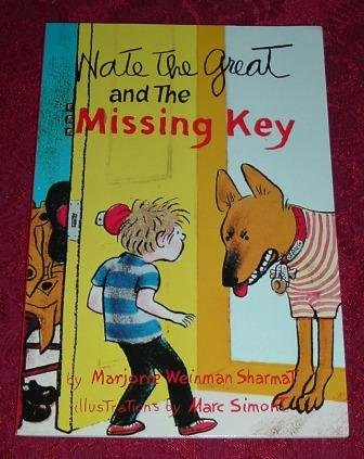 Paperback -  Nate the Great and the Missing Key