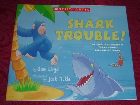 Paperback - Shark Trouble!