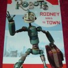 Paperback - Robots:  Rodney Goes to Town