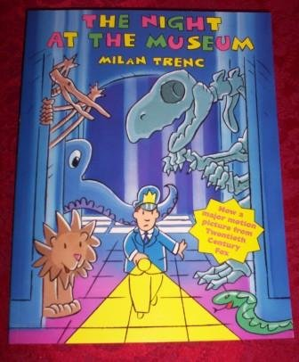 Paperback - The Night at the Museum