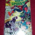 Web of Spider-Man The Hunt For The Hobgoblin's Killer! Comic Book