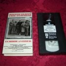 VHS - Bonnie and Clyde Rated NR