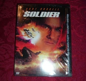 DVD - Soldier Rated R