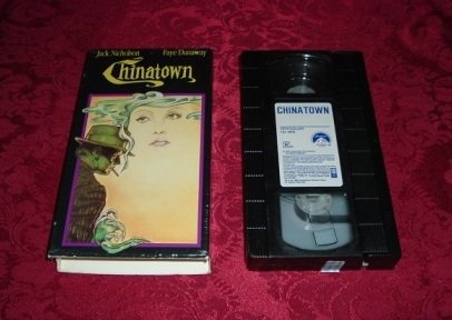 VHS - Chinatown Rated R