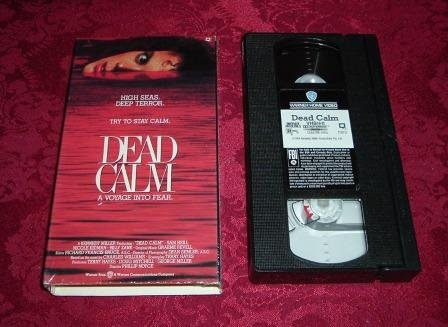 VHS - Dead Calm Rated R