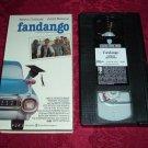 VHS -  Fandango Rated PG