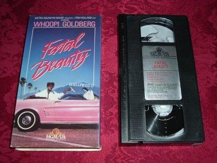 VHS -  Fatal Beauty Rated R