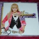 CD - Hannah Montana2 and Meet Miley Cyrus Disk Set