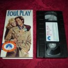 VHS -  Foul Play Rated PG