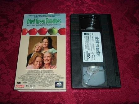 VHS -  Fried Green Tomatoes Rated PG-13