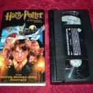 VHS - Harry Potter and the Sorcerers Stone Rated PG