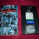 VHS -  The Commitments Rated R