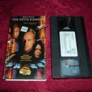 VHS -  The Fifth Element Rated PG-13