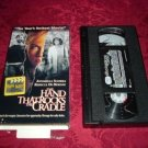 VHS -  The Hand That Rocks The Cradle Rated R