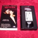 VHS -  A Kiss Before Dying Rated R