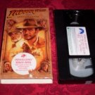 VHS -  Indiana Jones and the Last Crusade Rated PG-13