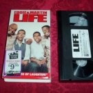VHS -  Life Rated R