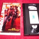 VHS -  Money Train Rated R