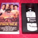 VHS -  Nothing But Trouble Rated PG-13
