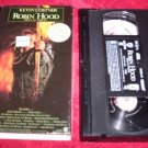 VHS - Robin Hood Price of Thieves Rated PG-13