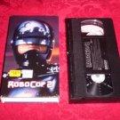 VHS - Robocop II Rated R