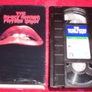 VHS - Rocky Horror Picture Show Rated R