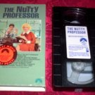 VHS - The Nutty Professor Rated NR