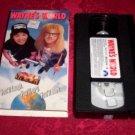 VHS - Wayne's World Rated PG-13