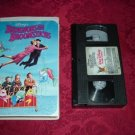 VHS - Bedknobs and Broomsticks Rated G