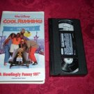 VHS - Cool Runnings Rated PG