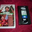 VHS - Jingle All The Way Rated PG
