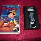 VHS - Pinocchio Rated G