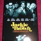 VHS - Jackie Brown Rated R