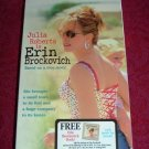VHS - Erin Brockovich Rated R