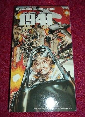 VHS - 1941 Rated PG