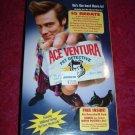 VHS - Ace Ventura Pet Detective Rated PG-13 starring Jim Carrey