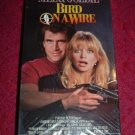 VHS - Bird on a Wire Rated PG-13 starring Mel Gibson and Goldie Hawn