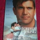 VHS - Forever Young Rated PG starring Mel Gibson and Jamie Lee Curtis
