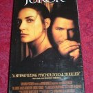VHS - The Juror Rated R starring  Demi Moore and Alec Baldwin
