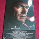 VHS - Dirty Harry Rated R starring Clint Eastwood