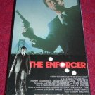 VHS - The Enforcer Rated R starring Clint Eastwood