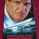 VHS - Air Force One Rated R starring Harrison Ford and Gary Oldman