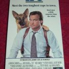 VHS - K-9 Rated PG starring James Belushi