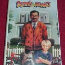 VHS - Dennis The Menace Rated PG starring Walter Matthau and Christopher Lloyd