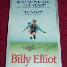 VHS - Billy Elliot Rated R starring Jamie Bell and Julie Walters