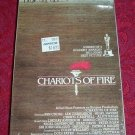 VHS - Chariots of Fire Rated PG starring Ben Cross