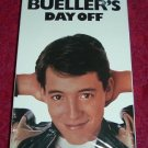 VHS - Ferris Buellers Day Off Rated PG-13 starring Matthew Broderick and Mia Sara