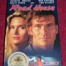 VHS - Roadhouse Rated R starring Patrick Swayze