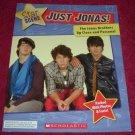 Paperback - Just Jonas! featuring The Jonas Brothers