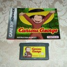 Curious George Game Boy Advance (GBA)